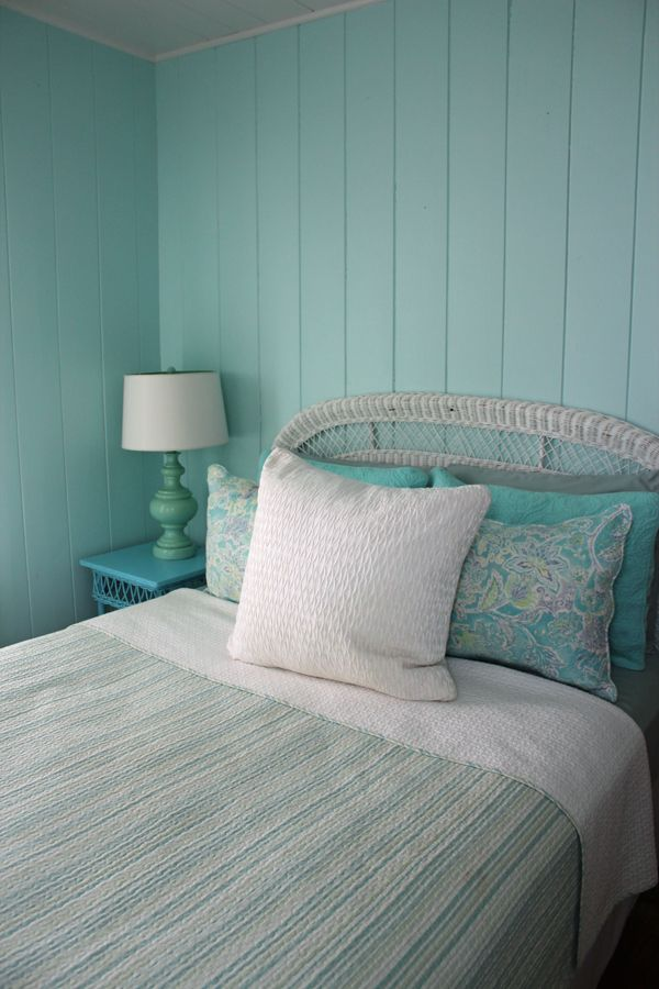 Room Decorating Before and After Makeovers #beachcottageideas