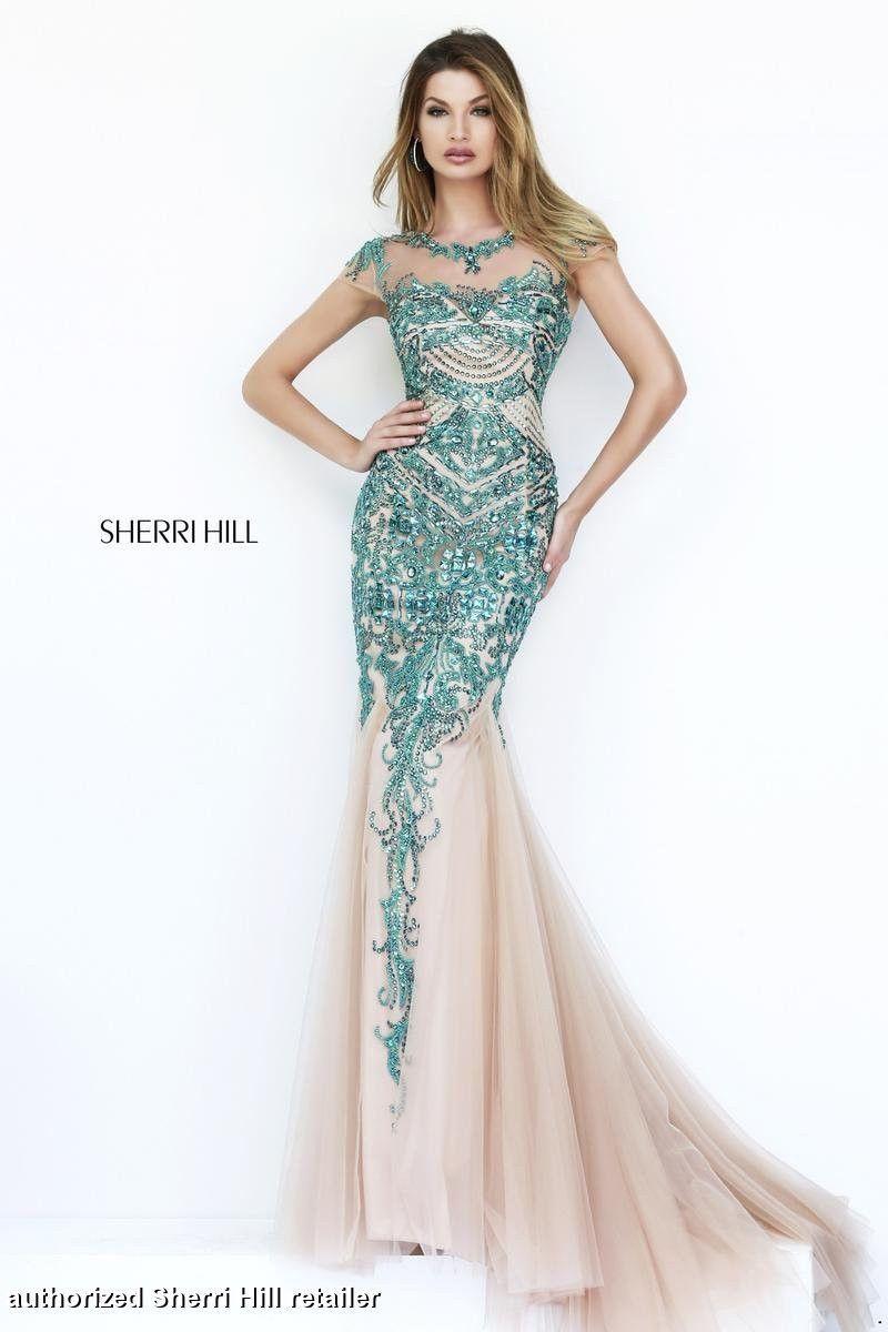 2016 Sherri Hill Prom Dress 1939 | prom | Pinterest | Sherri hill ...