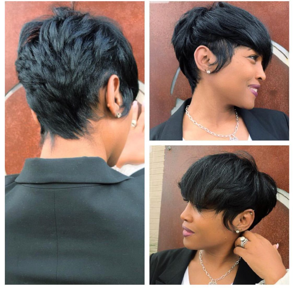 Pin By Ty Alexander On Hair It Is Short Hair Styles Pixie Sassy