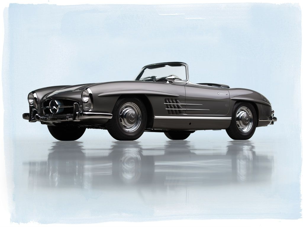 1959 Mercedes-Benz 300 SL Roadster   The Andrews Collection 2015   RM Sotheby's