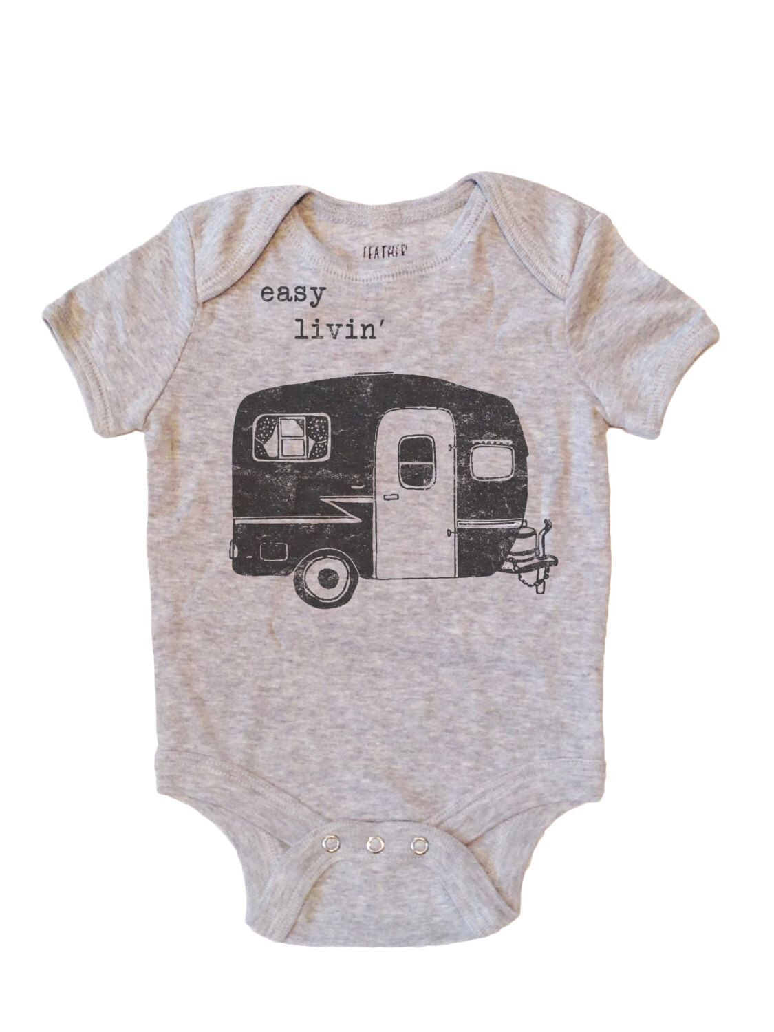 Easy Livin' Baby One Piece, Infant Graphic Bodysuit, Baby Clothes by Feather 4 Arrow by FeathersForeverShop on Etsy https://www.etsy.com/listing/209998776/easy-livin-baby-one-piece-infant-graphic