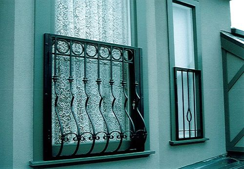 Window Grill Designs Ideas For Homes - Window Grills Design