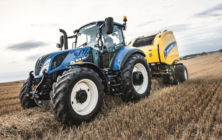 New Holland T 5