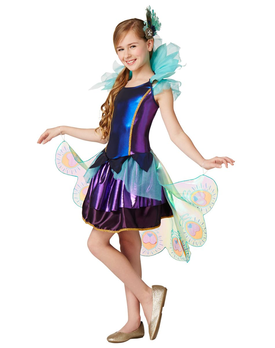 Pretty Peacock Girls Costume - Spirithalloween.com  sc 1 st  Pinterest & Pretty Peacock Girls Costume - Spirithalloween.com | Halloween Ball ...