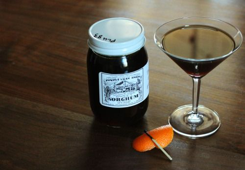 The Bitter Southerner No. 1 cocktail : Hooch & Home