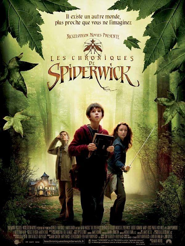 Les Chroniques De Spiderwick Com Imagens Filmes De Fantasia