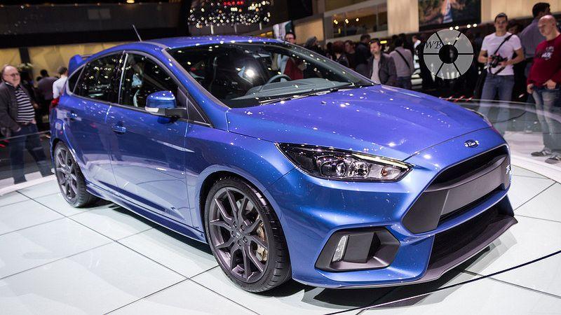 Ford Focus Rs 2015 Geneva