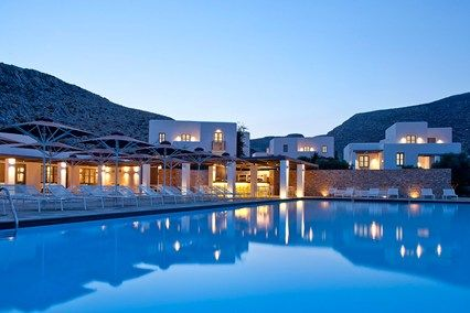 Best Hotels On The Greek Islands Condé Nast Traveller