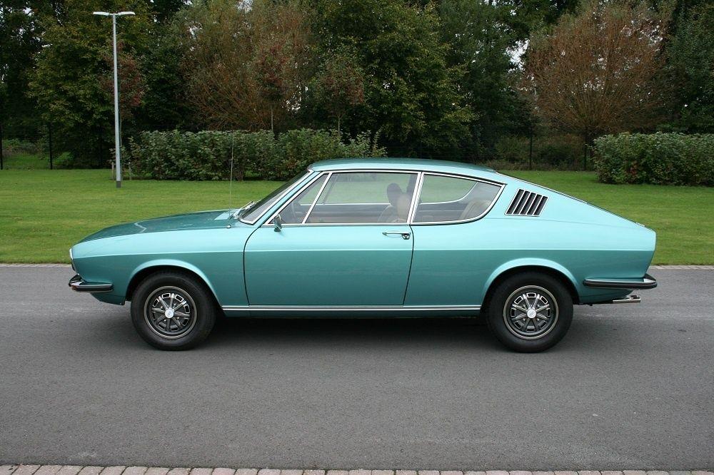1973 Audi 100 - Coupe S | Classic Driver Market | Audi 100 ...