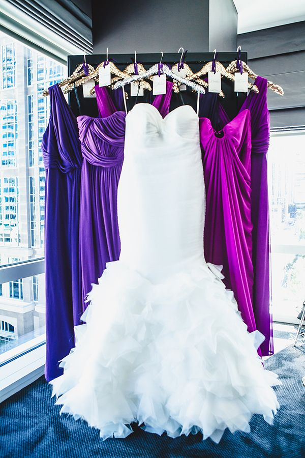 Classic Atlanta Wedding with a Dramatic Flair: Melanie and Cory ...