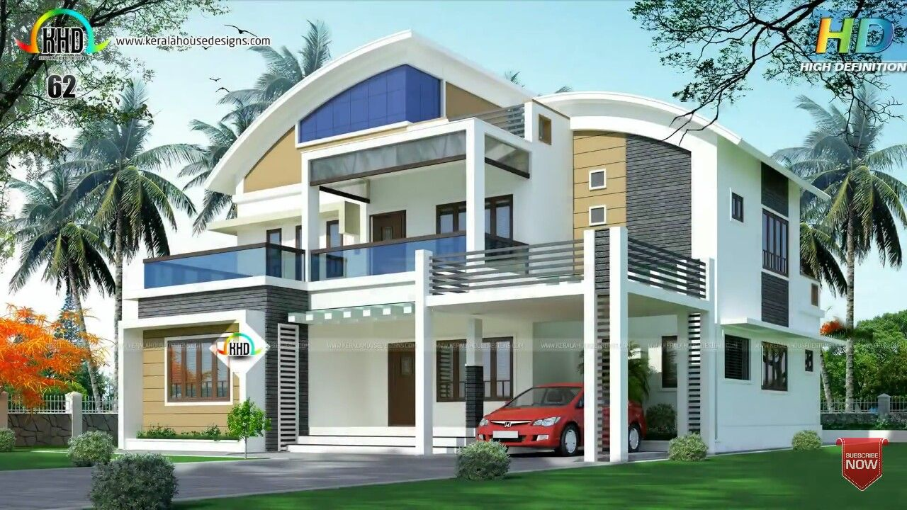 Pin by Azhar Masood on House Elevation Indian Sloping | Pinterest ...