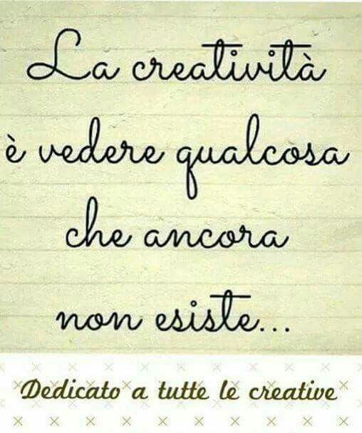 Photo of Creatività!