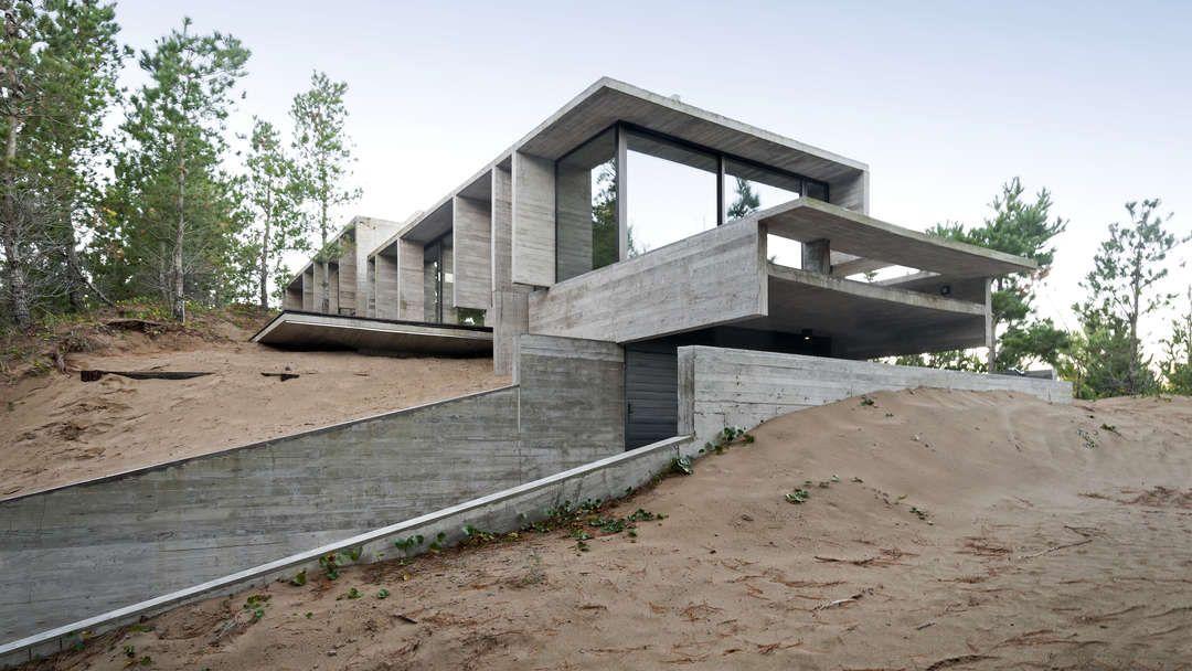 Wein House by Besonias Almeida Arquitectos, Pinamar, Argentina