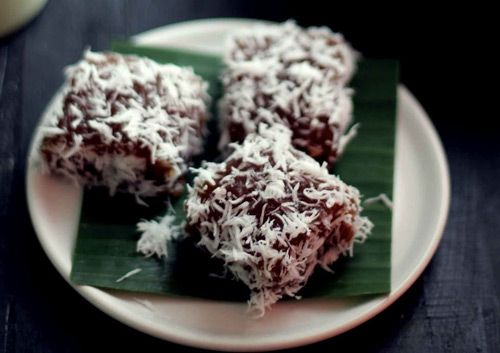 Resep Cara Membuat Kue Ongol Ongol Tradisional Catatan Membuat Kue Resep Resep Masakan Indonesia Makanan Ringan Manis