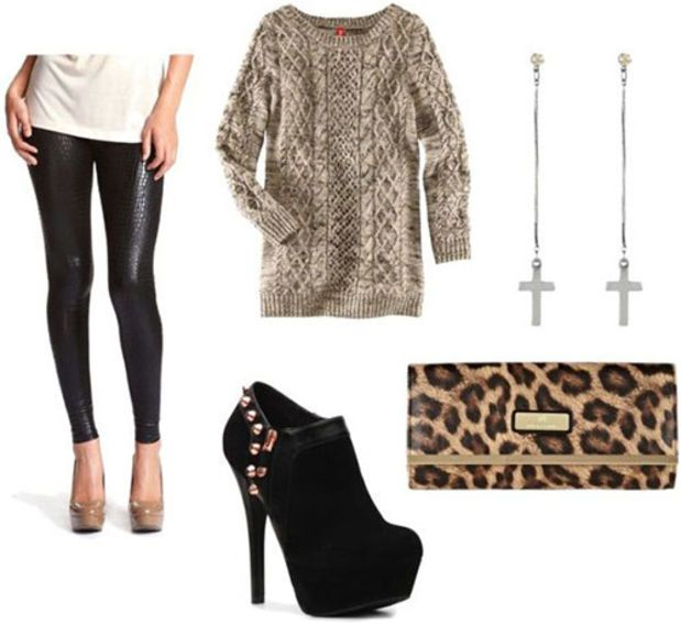 Winter Outfit Ideas Hot Party Looks for Cold Nights ,, Part 1