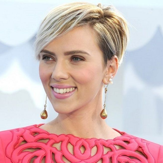 Looking For The Most Por Latest Scarlett Johansson Short Hairstyles You Can Definitely Find