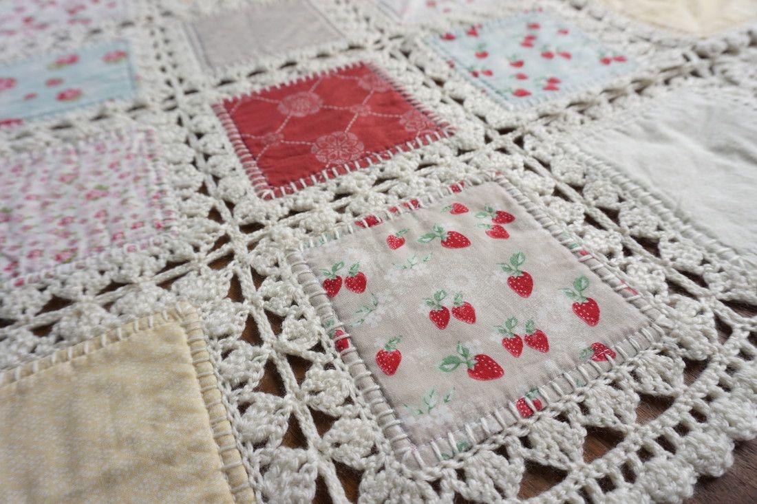 High Tea Crochet Quilt Pinterest By Tashiab Basic Granny Square Stitch Diagram Toys Blankets Knit Quilting Tutorials