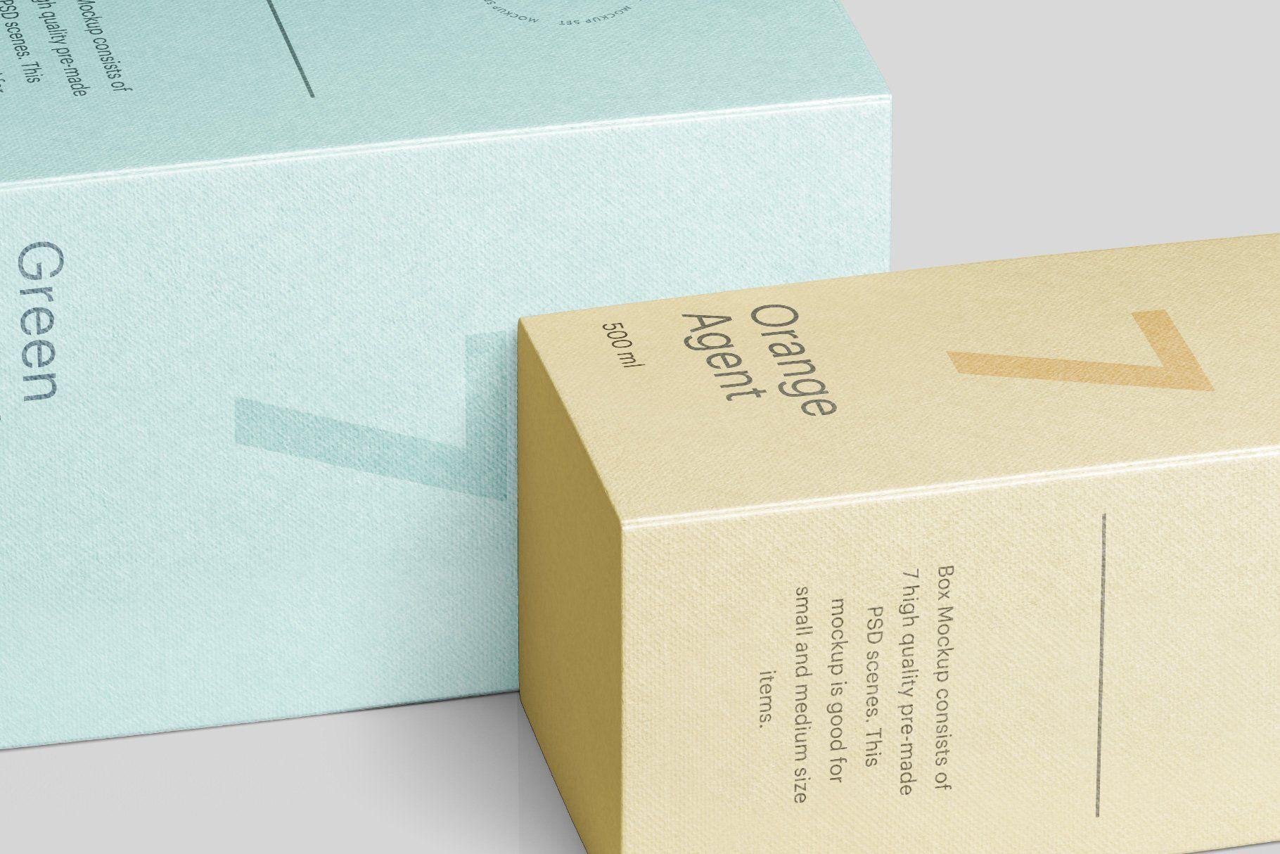 Download Box Mockup Vol 4 Box Mockup Bag Mockup Business Card Inspiration