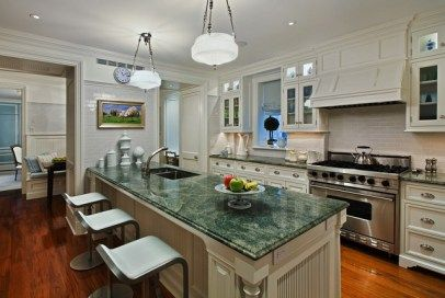 The Best Paint Colours To Update Forest Green Green Countertops
