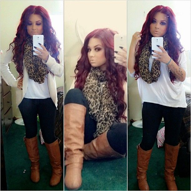 Top, cardigan, skinnies, boots and scarf. Lovee her hair also. http://www.lrpvcgi.com $109 ,cheap ugg boots, ugg shoes, winter ugg just in low price