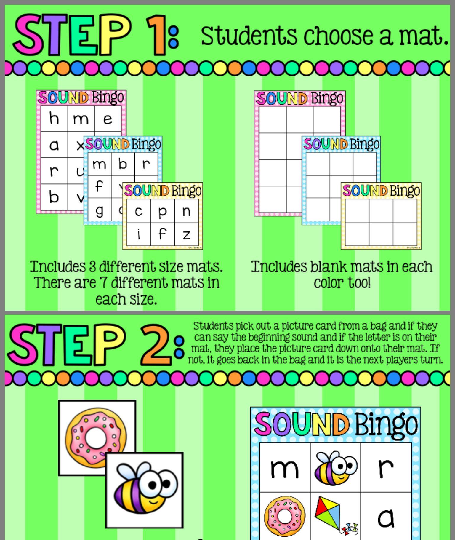 Ready For Kindergarten Bingo Kbn Activities For