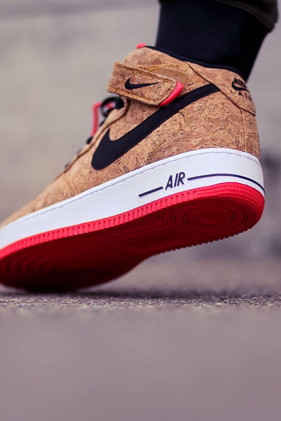 air force 1 cork