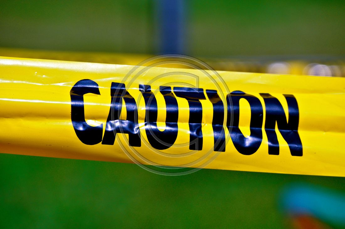 Caution Tape. This and thousands of other high quality royalty-free digital photos are available for download from Refocus Photography - www.refocusphotography.com for only $5.00!