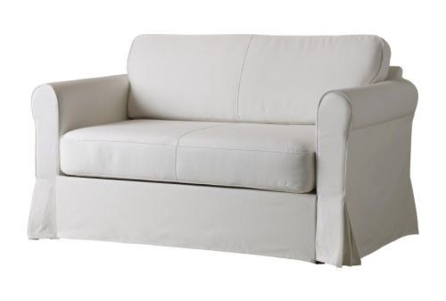 Hagalund Small Scale Sofa Bed With Storage From Ikea