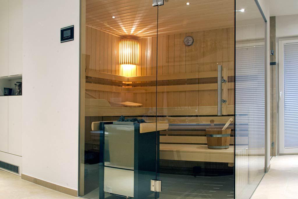 Wundervoll Glasfront Sauna, Luxuriös, Design, Transparent | Apart Sauna   Ihre  Individuell