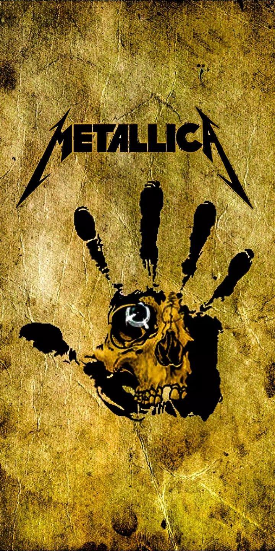 Pin by Antonio Miranda on metallica wallpaper | Metallica art, Rock band  posters, Metallica logo
