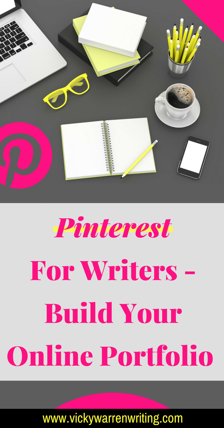 pinterest for freelance writers creating an online