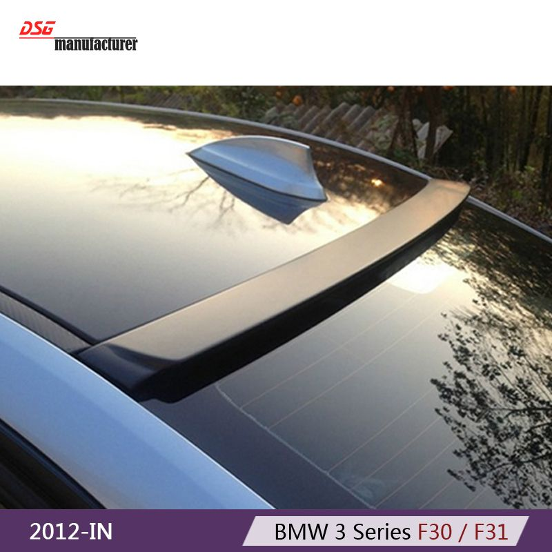F30 F31 AC Schnitzer Style Carbon Fiber Roof Spoiler For