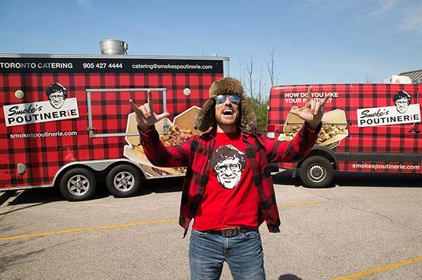 Poutinerie Gravy Train Cross Canada Poutine Tour Rolls This Summer