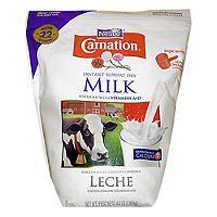Carnation Instant Nonfat Dry Milk (4 4 lbs ) - Sam's Club