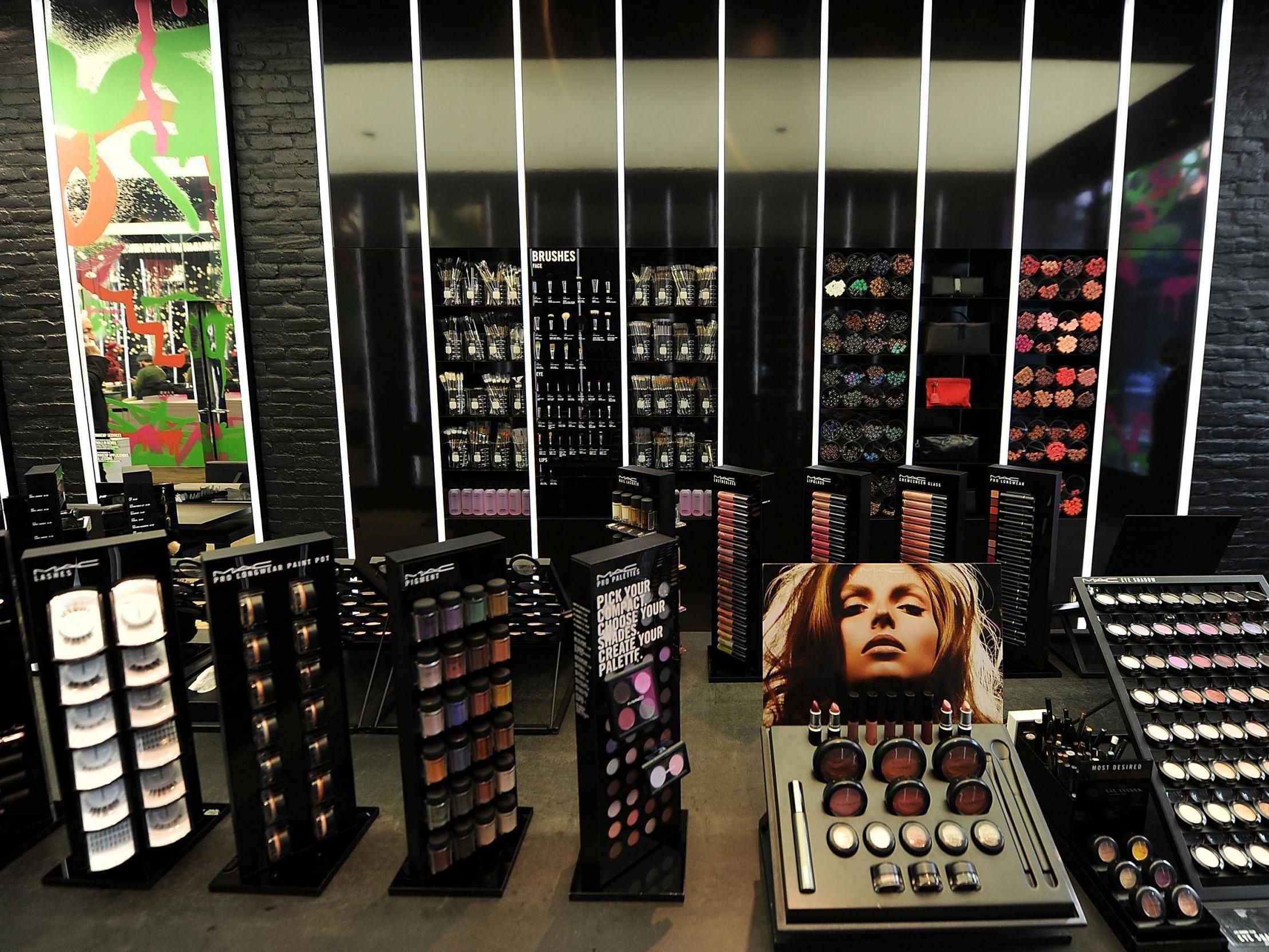 Dior and Mac Cosmetics cancel appointments and introduce