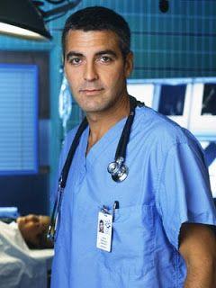 George Clooney Emergency Room