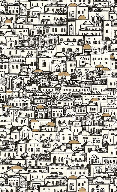 Jerum By Fornasetti Mediterranean