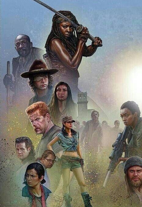 The Walking Dead Wallpaper Walking Dead Wallpaper Walking