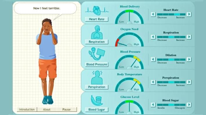 Body Control Center | Science | Classroom Resources | PBS LearningMedia