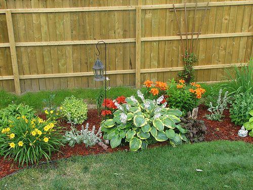 perennial garden playing