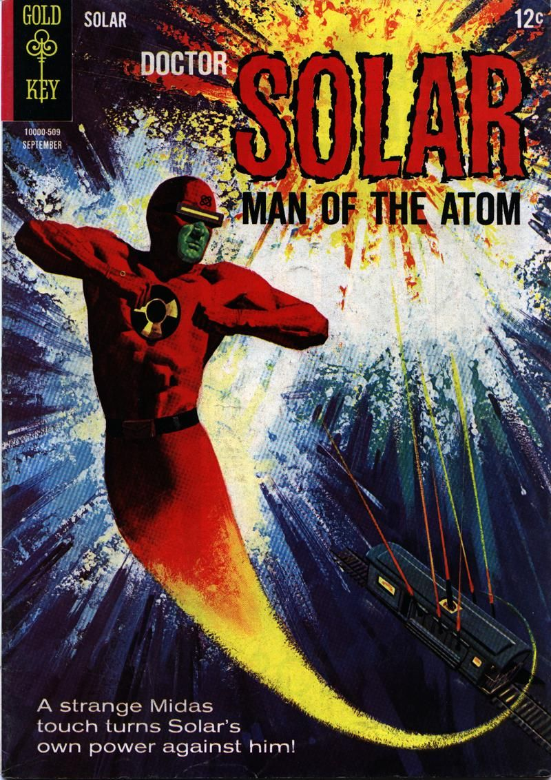 Dr Solar Man of the Atom