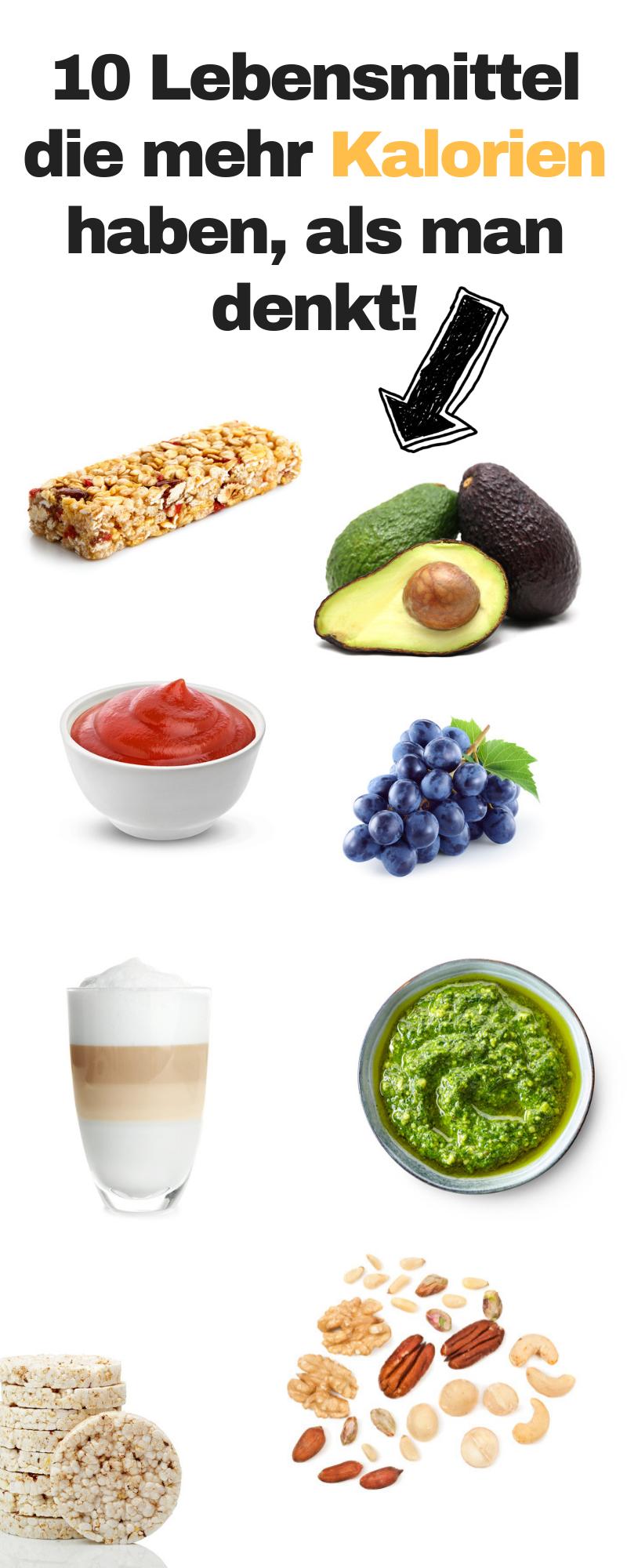 achtung diese lebensmittel haben mehr kalorien als du. Black Bedroom Furniture Sets. Home Design Ideas