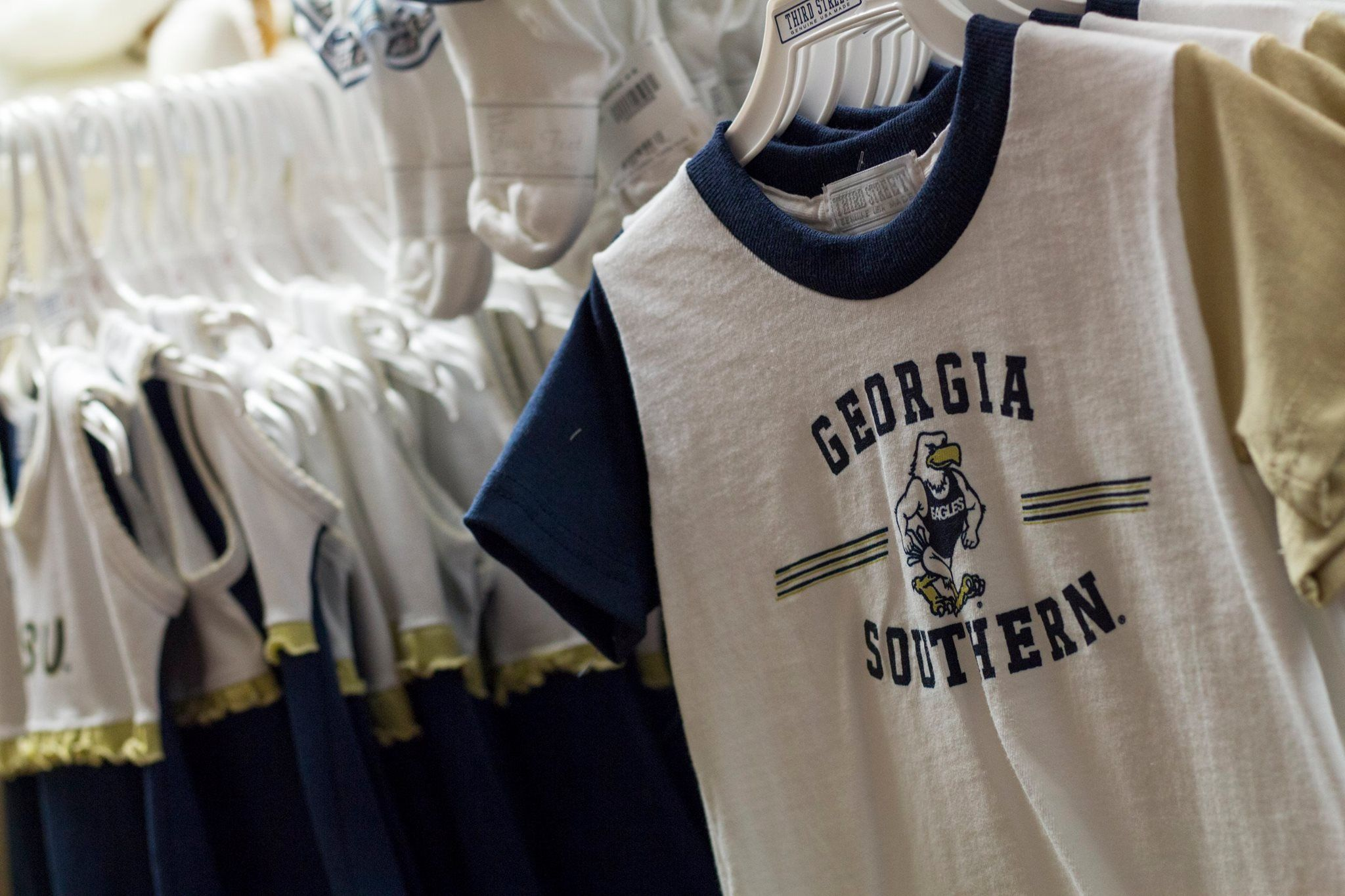 Produto da loja da Georgia Southern of University.