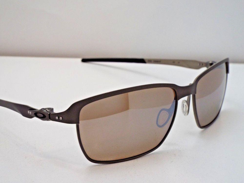 aeeb46a44b Authentic Oakley OO4083-07 Tinfoil Carbon Titanium Iridium Polar Sunglasses   245  fashion  clothing  shoes  accessories  unisexclothingshoesaccs ...