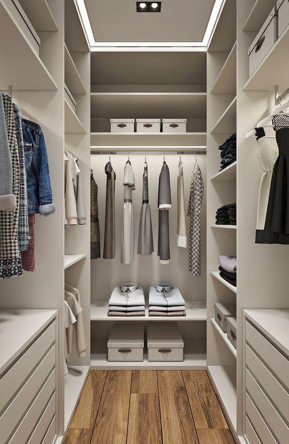 Closet Refresh Planning