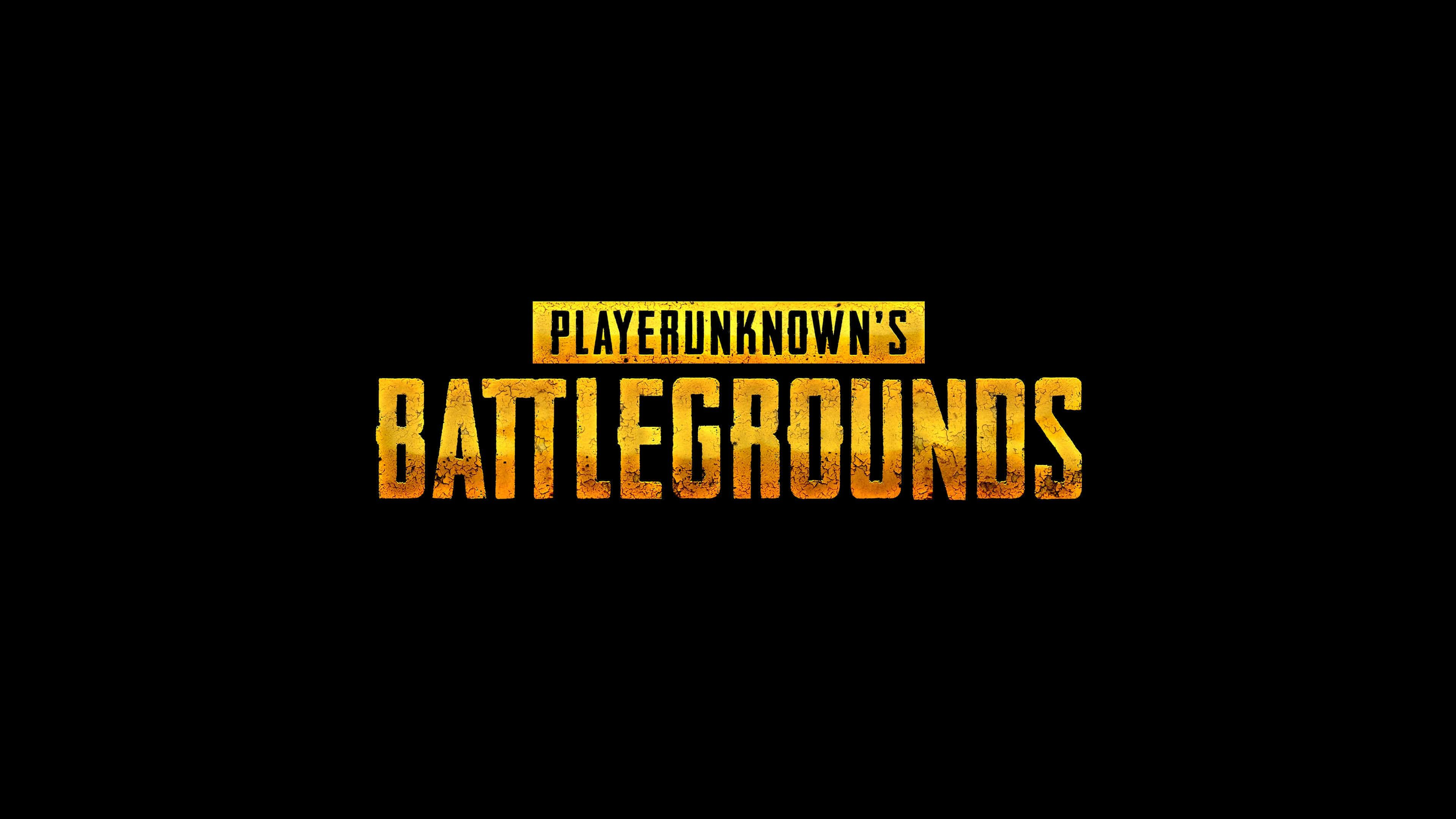 PUBG (Playerunknown's Battlegrounds) Logo Wallpaper #pubg ...