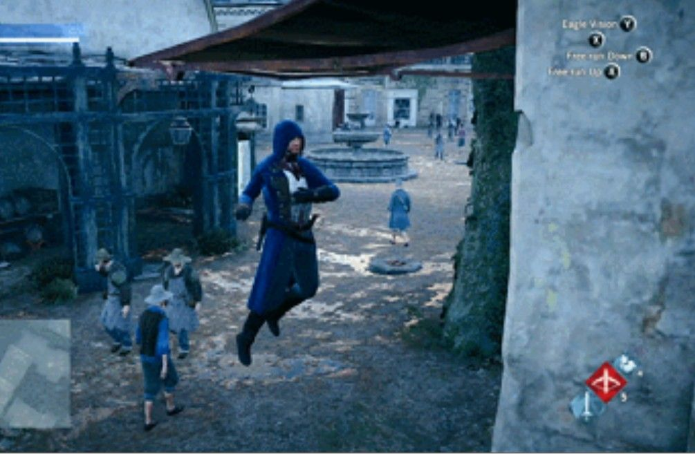 Assassin S Creed Unity Glitches Assassins Creed Assassins Creed
