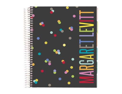 2013-2014 life planner -party pops....would be useful when we have kids and need a baby-sitting schedule!