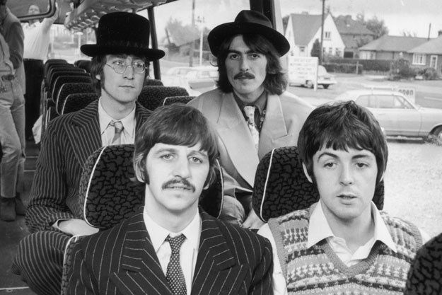 World-In 1970 the Beatles broke up. It all started when their manager died and they started to act less and less like a band.