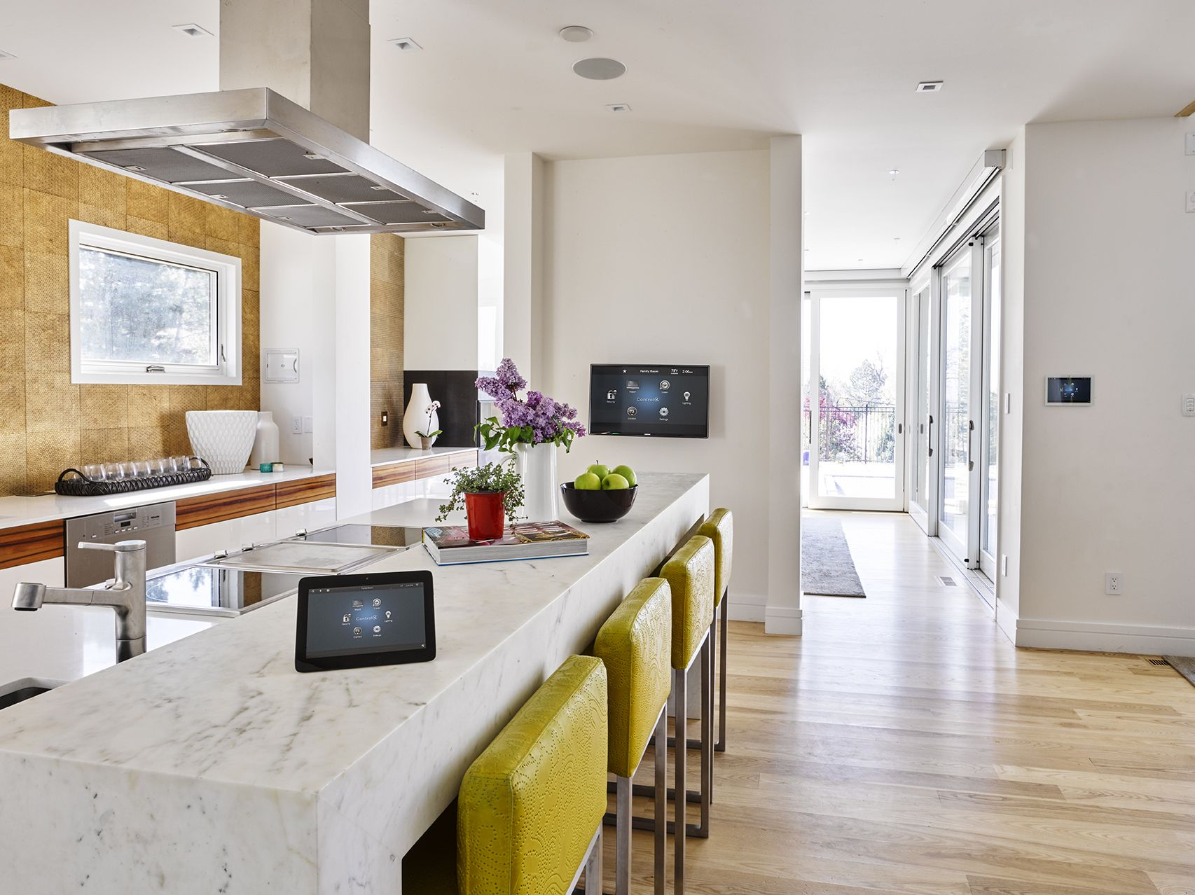 The possibilities for home automation are limitless, from lighting ...